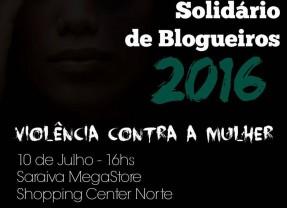 Encontro Solidário de Blogueiros 2016 – Violência contra a Mulher