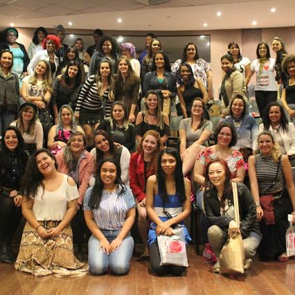 Encontro Solidário de Blogueiros 2016 - Violencia contra a mulher