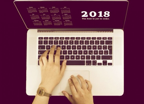 2018: Ano novo, blog novo